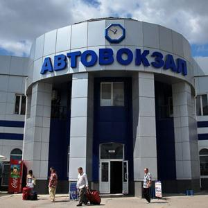 Автовокзалы Верхнего Уфалея