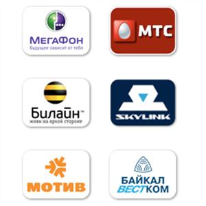 Операторы сотовой связи Верхнего Уфалея
