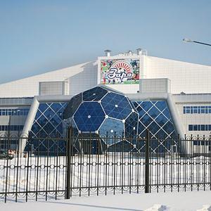Спортивные комплексы Верхнего Уфалея