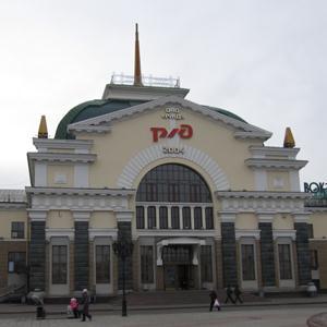 Железнодорожные вокзалы Верхнего Уфалея